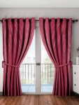 Bombay Dyeing 274 cm (9 ft) Polyester Long Door Curtain