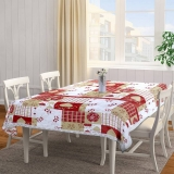 Bombay Dyeing Printed 6 Seater Table Cover