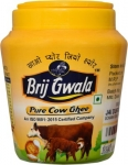 Brij gwala pure cow ghee 2 ltr Plastic Bottle