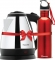 Only at Rs. 775 Electric Kettle 1.5 L Wave 750ml water bottle
