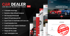 Car Dealer – The Best Car Dealer Automotive Responsive WordPress Theme
