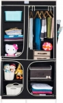 CbeeSo Carbon Steel Collapsible Wardrobe Finish Color