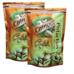 Chinoo Roasted & Salted California Pistachio Nuts 500g