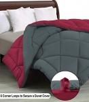 Cloth Fusion Pacifier Microfiber Reversible AC Comforter