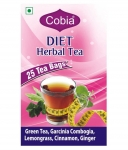 Cobia Green Tea Bags 50 gm