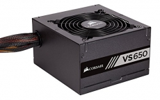 Corsair 650W Active PFC 80 Plus Power Supply