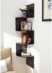 Wooden book rack Wooden Wall Shelf Only at Rs. 360