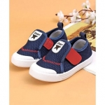 Cutes Walk by Babyhug Casual Shoes – Navy Blue