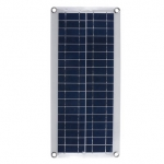 Solar Panel Double 5V USB Port Charging Battery Charger