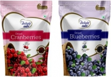 Delight Nuts Berries- Dried Cranberries & Dried Blueberries