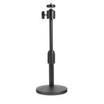 Desktop Laptop Projector Stand Holder Swivel Head Tripod