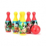 Disney Mickey Mouse And Friends Bowling Set