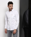 Only at Rs. 799 Men Solid Casual Shirt