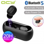 QCY T1C TWS Mini Wireless Earphones Music Headphone