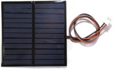 Only at Rs. 122 Electronic Spices 6V 100MA WIRE ATTACHED Solar Panel