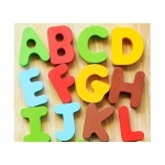 Emob ABC Letter Recognition Game – Multicolour