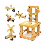 Emob DIY Wooden Multi Functional Construction Set