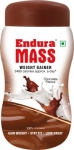 Only at Rs. 569 Endura Mass Weight Gainers (500 g, Chocolate)