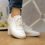Enso Women's White Sneakers Shoes