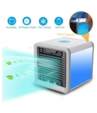 Euros Arctic Air Cooler Less than 10 Personal Crystal White Royal Blue