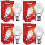 Eveready 9W 6500K Cool Day Light Pack of 4 Led Bulbs
