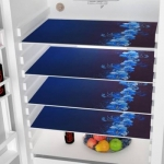 Fabolic Fridge Mat  (Blue) only at rs. 169