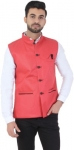 Fashion JNS  Self Design Men Waistcoat