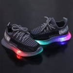 Only at Rs. 825 Solid Led Lace Closure Shoes