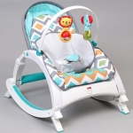 Only at Rs. 4619 Infant To Toddler Rocker – Blue
