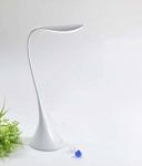 sayee Plastic Modern White Table Lamp