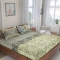 Perfect Homes 210 TC Cotton Double King Floral Bedsheet