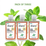 Only at Rs. 297 FLOH Sharp hand sanitizer (60ML)(Pack of 3)