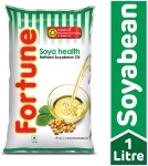 Fortune Refined Oil Soya Bean 1 ltr, Edible Oils