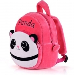 Frantic Best Pink Panda Kids School Bag for Kids