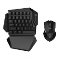 GameSir Z2 E-sports Gaming Wireless Keypad Mouse