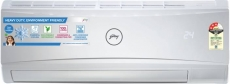 Godrej 1 Ton 3 Star Split AC – White