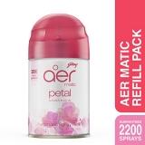 Godrej Aer Matic, Petal Crush Pink, 225ml
