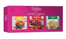 Gourmia Healthy Happiness Dry Fruits Gift Pack, 600g
