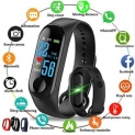Grind sapphire M3 Intelligence Bluetooth Health Wrist Smart Band