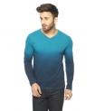 Gritstones Turquoise Round T-shirt