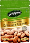 Natural California Almonds  (200 g, Pouch)