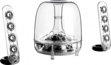 Harman Kardon Soundsticks with Bluetooth 20 W Portable Bluetooth Laptop/Desktop Speaker