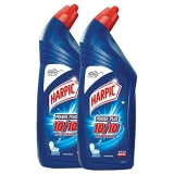 Harpic Powerplus Disinfectant Toilet Cleaner – 1 L (Pack of 2)