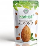 Healthfull Roasted & Salted Almond, Pack of 5