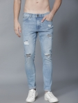 Slim Fit Mid-Rise Stretchable Jeans only at rs. 854