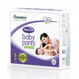 Himalaya Herbal Total Care Baby Pant Style Diapers Small