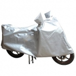 HMS Silver Universal Scooty/Bike Body Cover