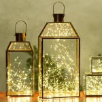 Home Delight 197 inch Yellow Rice Lights  (Pack of 1)