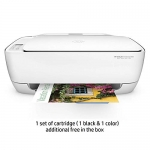 HP DeskJet 3636 All-in-One Ink  Wireless Colour Printer