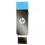 Only at Rs. 629 HP HPFD302M 32GB OTG Flash Drive